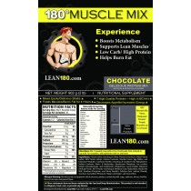 180 Muscle Mix - Chocolate