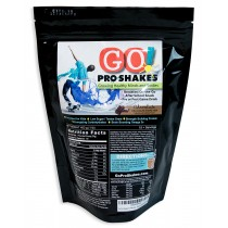 GO! Pro-Shake - Nutrition / Protein Shake for Kids and Teens - Chocolate