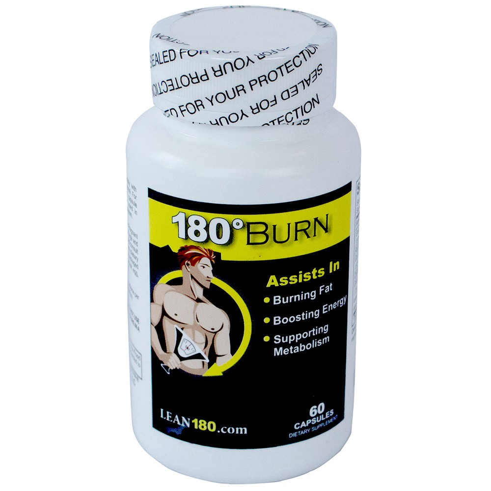 Lean 180 Burn Best Weight Loss Supplement Get Lean Burn Body And Belly Fat Break Through Plateaus 100 All Natural Formula Triple Strength 60